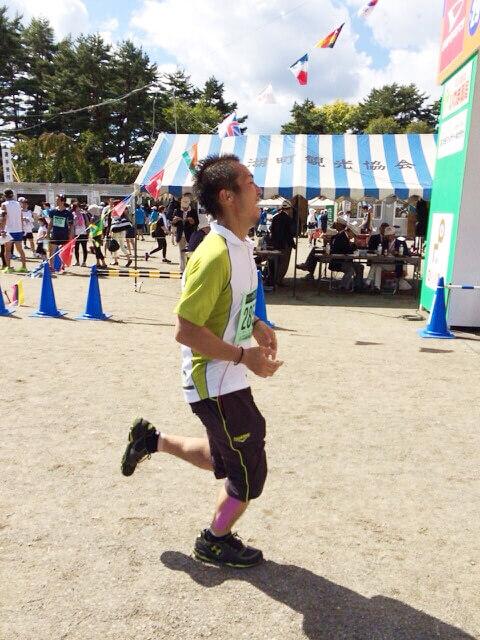 田沢湖マラソン2014